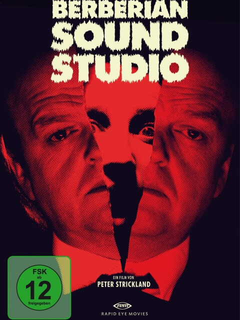 Berberian Sound Studio Cover