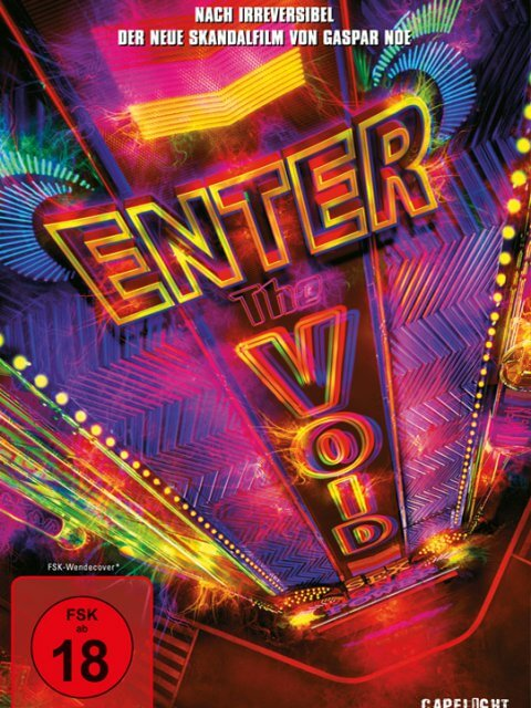 Enter the Void - Cover