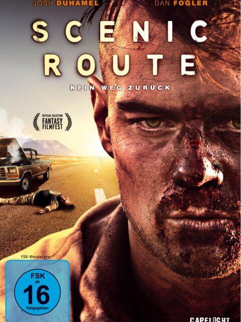 Scenic Route Cover
