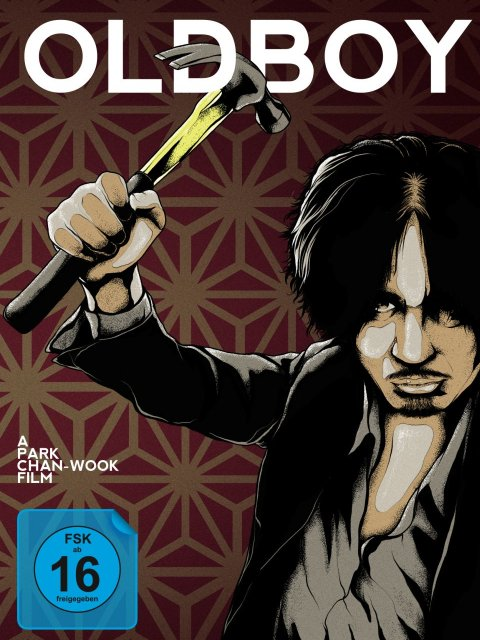 DVD-Cover Oldboy