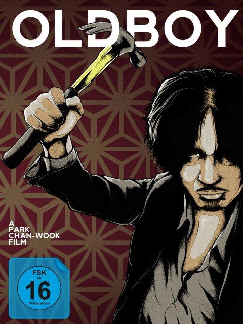 DVD-Cover Oldboy