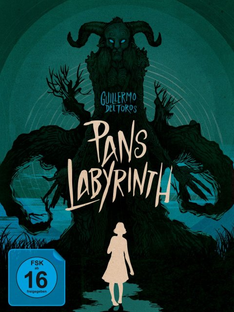 DVD-Cover Pans Labyrinth